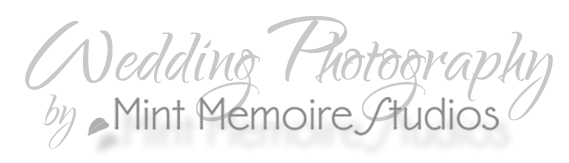 Wedding Photography by Mint Memoire Studios